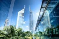Dubai /  [emirates towers.jpg nggid03498 ngg0dyn 200x0 00f0w010c010r110f110r010t010]
