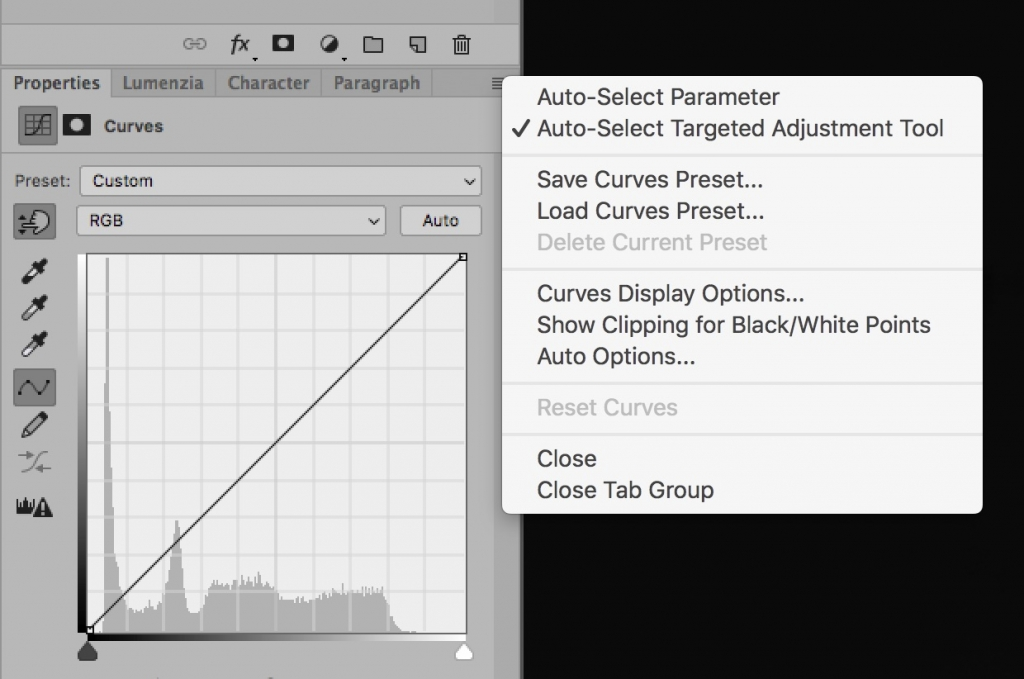How To Use The Curves Tool: An Introduction / Tools & Techniques, Photoshop [permanent 1024x679]