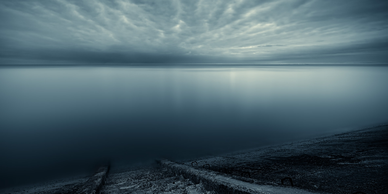 Sea Drift / Show the Original, Landscape Photography [sea drift f 1280x640]