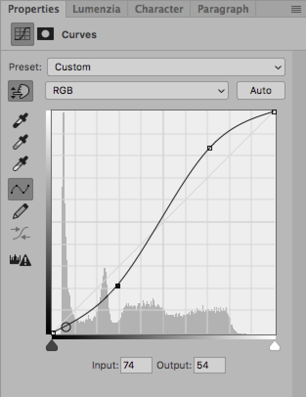 How To Use The Curves Tool: An Introduction / Tools & Techniques, Photoshop [standard s]