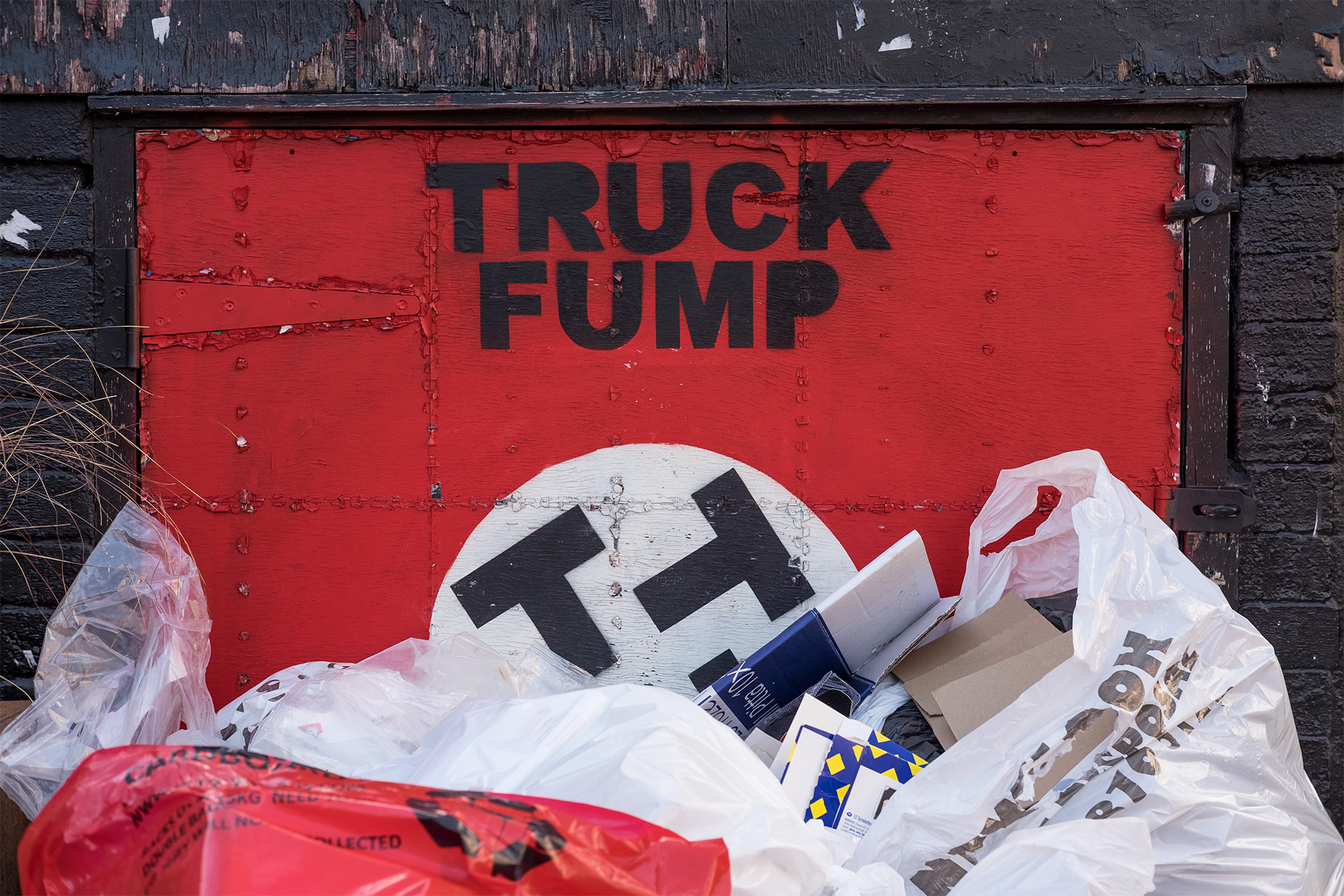 Truck Fump / Street Photography, Show the Original, Photography, Fujinon XF 35mm f/2, Fujifilm X-T1 [truck fump original]