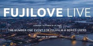 Fujilove LIVE: London, 2017