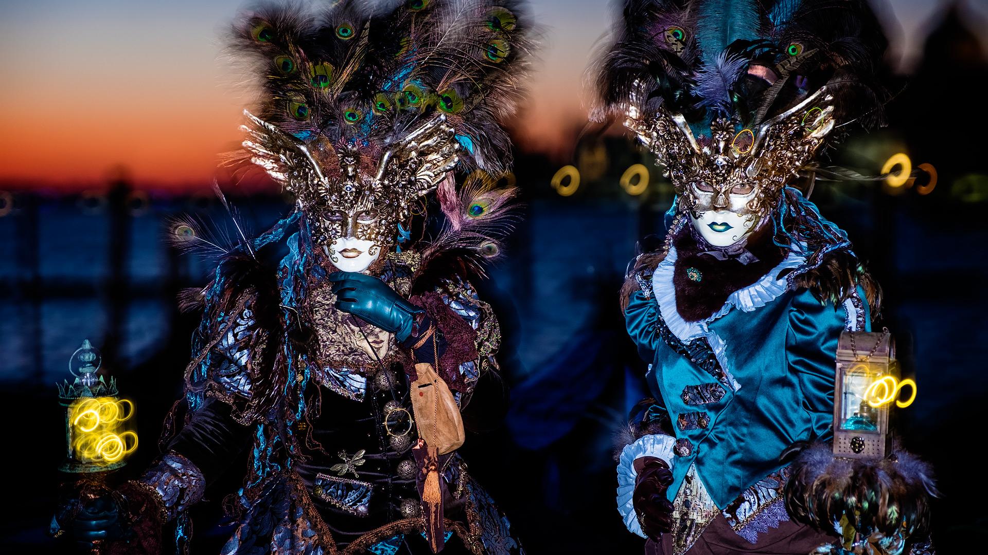 Francois Illas New Tradition: Chromasia • Venice Carnival Photo Tour (Feb 26th