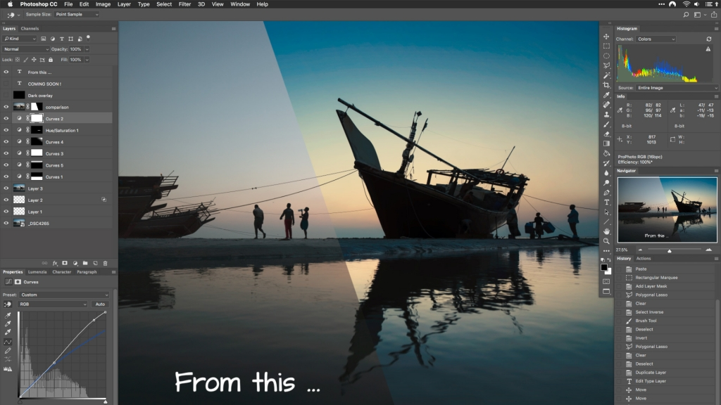 The Photoshop Masterclass (Instructions) /  [course image v3 1024x576]